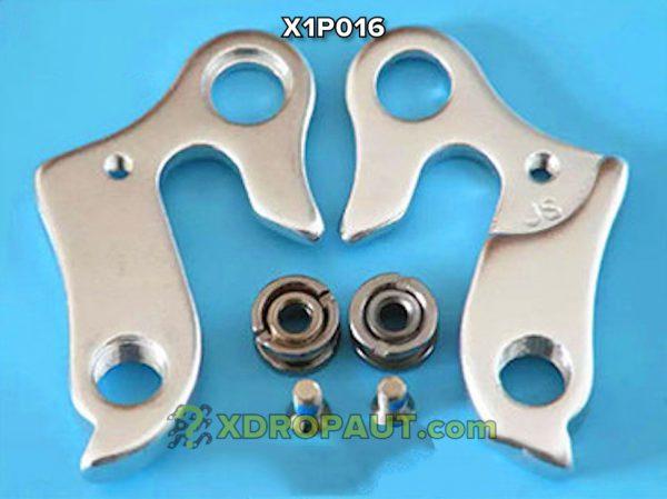 Крюк Серьга Петух X1P016 на Дропаут Велосипеда