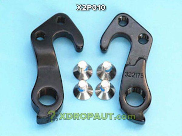 Крюк Серьга Петух X2P010 на Дропаут Велосипеда