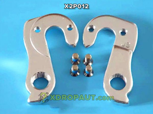 Крюк Серьга Петух X2P012 на Дропаут Велосипеда