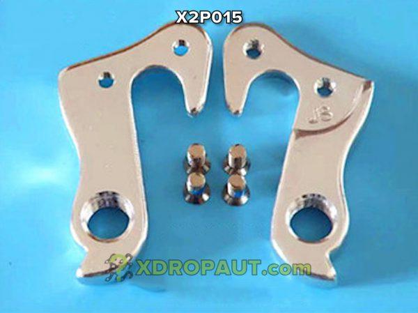 Крюк Серьга Петух X2P015 на Дропаут Велосипеда