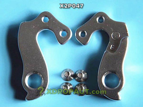 Крюк Серьга Петух X2P047 на Дропаут Велосипеда