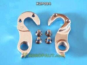 Крюк Серьга Петух X2P084 на Дропаут Велосипеда