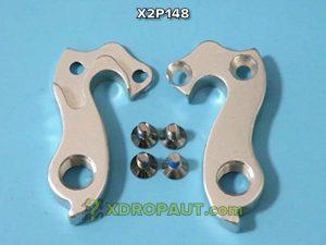 Крюк Серьга Петух X2P148 на Дропаут Велосипеда