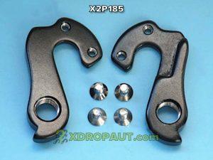 Крюк Серьга Петух X2P185 на Дропаут Велосипеда