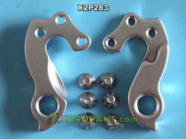 Крюк Серьга Петух X2P283 на Дропаут Велосипеда