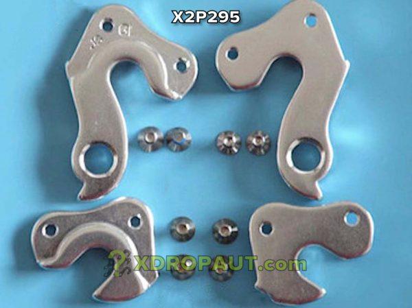 Крюк Серьга Петух X2P295 на Дропаут Велосипеда