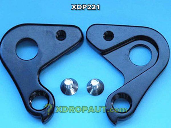 Крюк Серьга Петух XOP221 на Дропаут Велосипеда