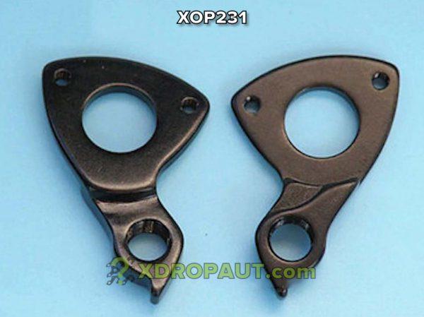 Крюк Серьга Петух XOP231 на Дропаут Велосипеда