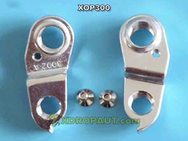 Крюк Серьга Петух XOP300 на Дропаут Велосипеда